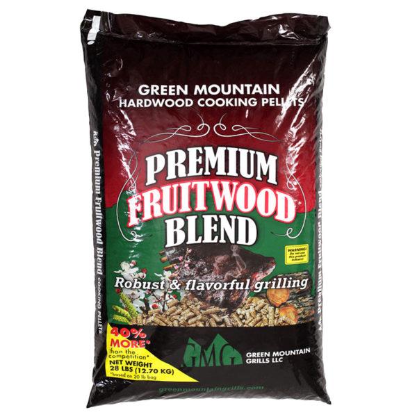 Premium Fruitwood Blend Pellets